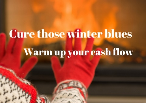 cash flow for seasonal businesses recover money owed to you